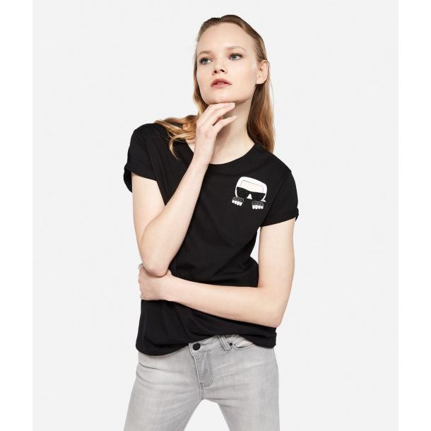 Karl lagerfeld T -shirt sort new arrival