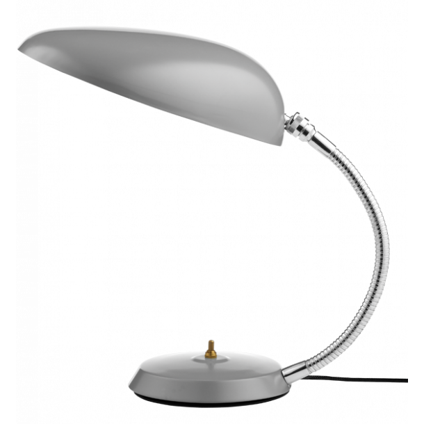 GUBI Grossman Cobra table lamp Blue-grey