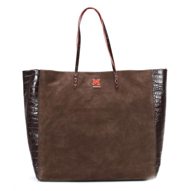 M MISSONI Tote leather