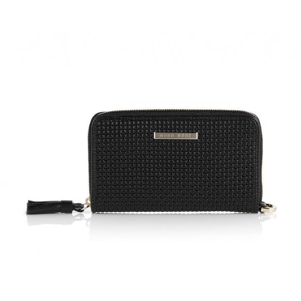 BOSS BLACK 'Iside' small wallet