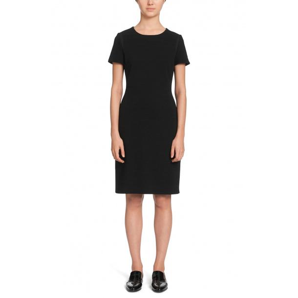 Hugo Boss HIldine kjole i sort farver