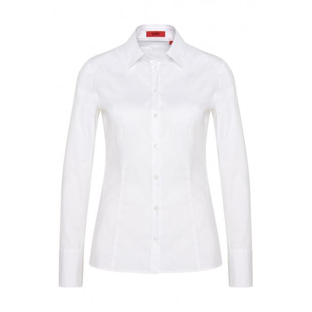 Hugo Boss skjorter etrixe1 white
