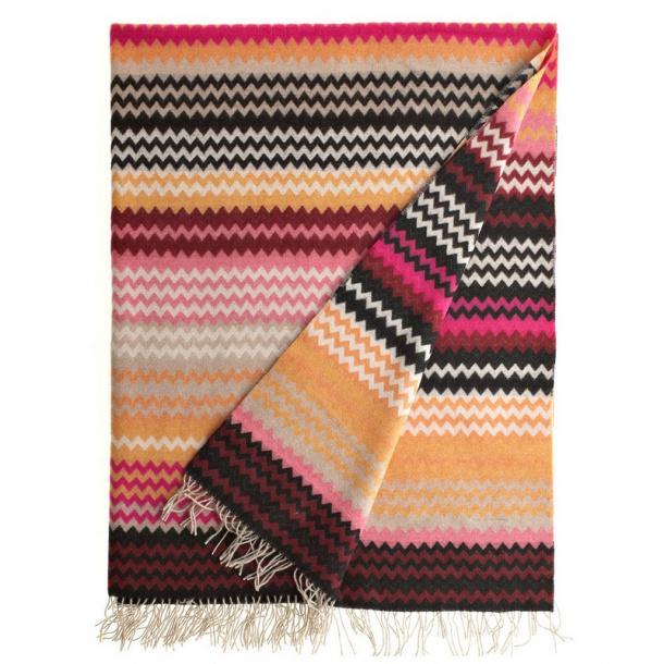 Missoni humbert wool, orange/pink