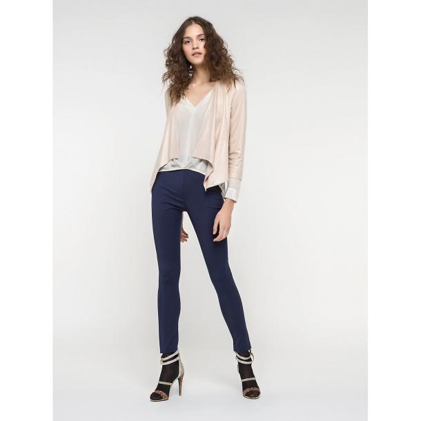 Patrizia Peoe High Waisted bukser i blå