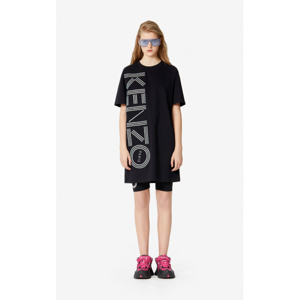 Kenzo Logo T -shirt dress