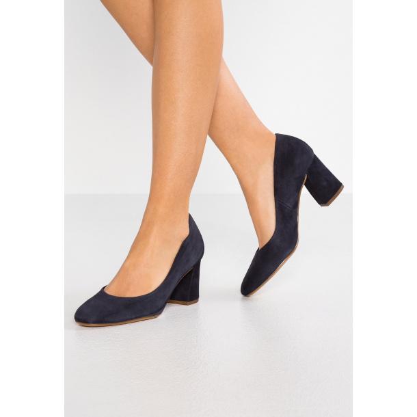 Hogl sko i blå