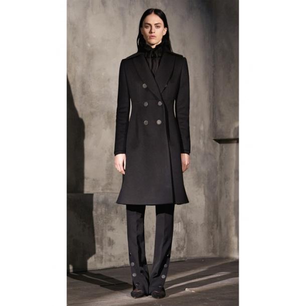 frakke uld