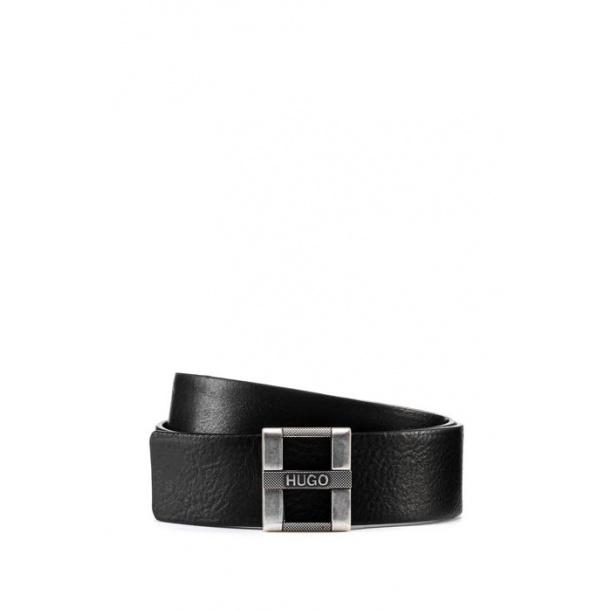 Hugo Boss sort Belt