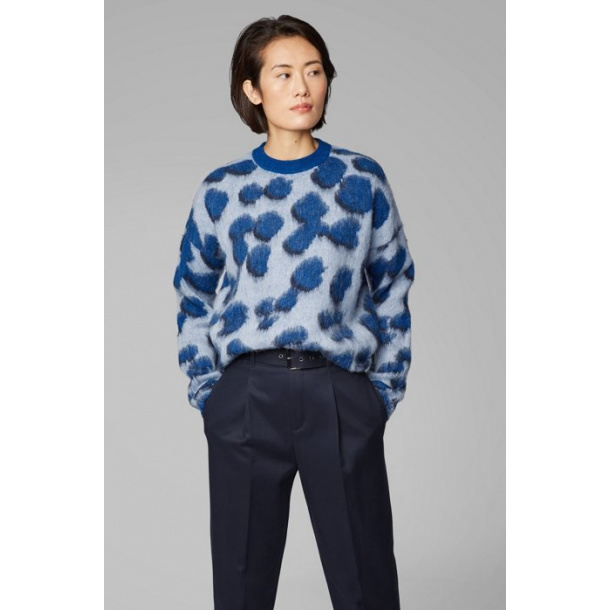 Boss Indianis -relaxed-fit sweater
